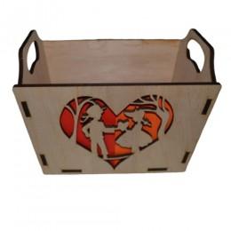 Декоративная коробка Влюбленные