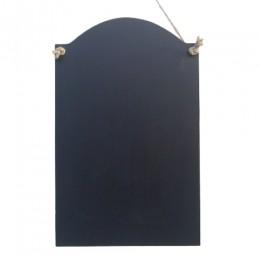 Доска для письма мелом подвесная, доска-меню, 80х50 см