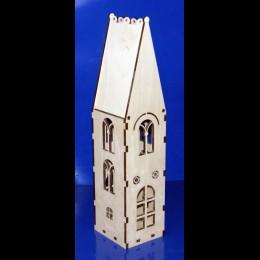 Коробка для вина Домик